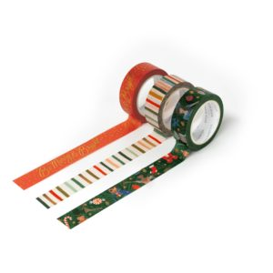 Washi tape Nutcracker
