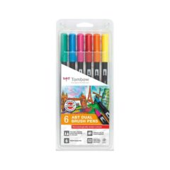 Tombow ABT Dual Brush 6P-3 Tattoos (6)