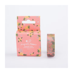 Washi tape Blomster