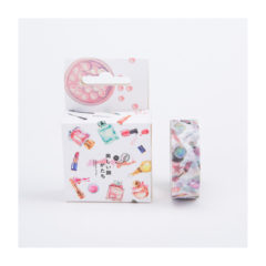 Washi tape Sminke