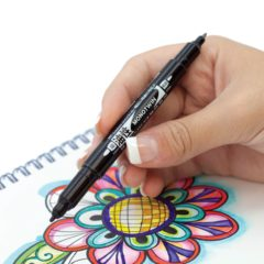 Tombow Fineliner Mono twin pen 0.4/0.8