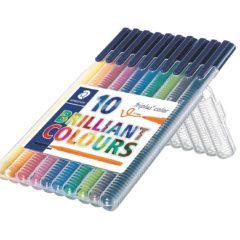 STAEDTLER Filtpenn Triplus Color 1,0mm 10 pakk