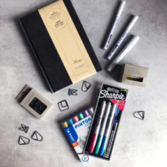 Memo Bujo kit BLACK Succulent