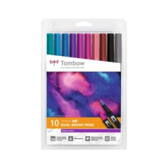 TOMBOW ABT Dual Brush Galaxy Farger (10)