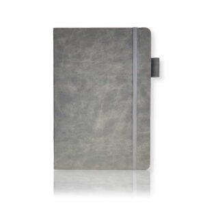 A5 Grey Moon Bullet Notebook – NYHET!